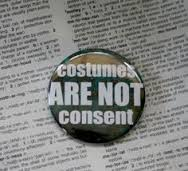 Costumes are not consent