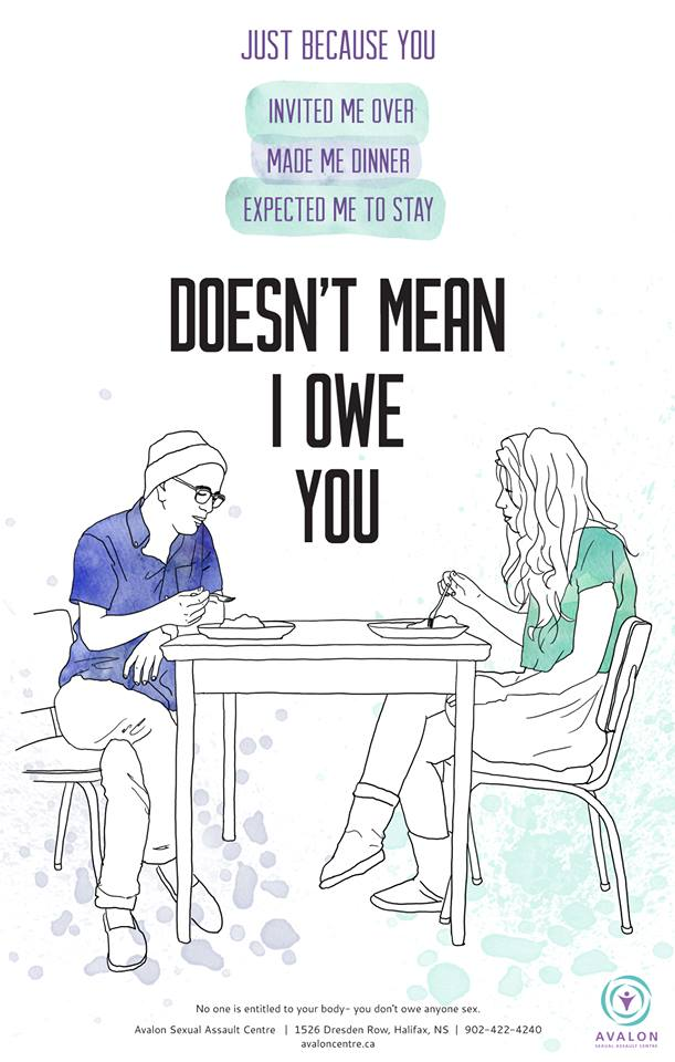 I don't owe you