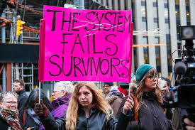 The system fails rape survivors