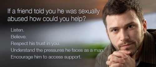 male sexual assault